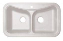 Крит-860 Жасмин жасмин FSКухонные мойки<br>Florentina Крит-860 врезная мойка для кухни с двумя чашами в цвете жасмин. FS (Florensil) - новейший композиционный материал на основе измельчённых кварцев различной природы и особо прочногосвязующего полимера. Обладает мелкой, шелковистой на ощупь структурой.<br>Мойка с отверстием под смеситель. Диаметр сливного отверстия: 3,5 (OKG), длина левой чаши: 385 мм., ширина левой чаши: 420 мм., глубина левой чаши: 200 мм., глубина правой чаши: 110 мм. Мойка подходит для прямого шкафа шириной 800 мм.<br>