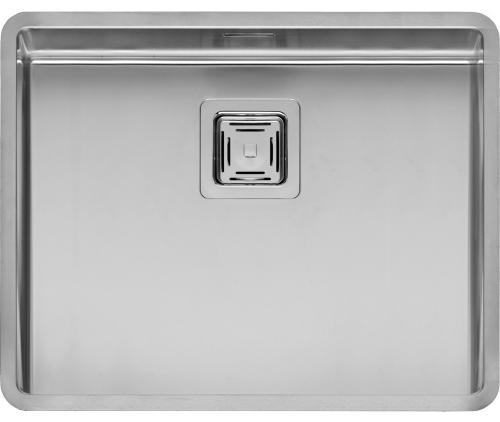 Texas Medium стальнаяКухонные мойки<br>Reginox Texas Medium цельнотянутая мойка из нержавеющей стали с радиусом углов чаши 10 мм.<br>Поверхность мойки: полировка, тип установки: интегрированная, перелив расположен в чаше.<br>Диаметр сливного отверстия: 3,5 (OKG), длина чаши: 503 мм., ширина чаши: 403 мм., глубина чаши: 200 мм. <br>Толщина стали 1,2 мм. <br>Ширина шкафа: 600 мм.<br>