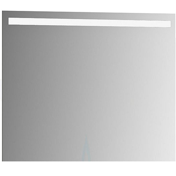 Elite 80 с подсветкойМебель для ванной<br>Зеркало Vitra Elite 56861 с фронтальной подсветкой. Универсальное зеркало для ванной комнаты. Размер: 80x70x4 см.<br>