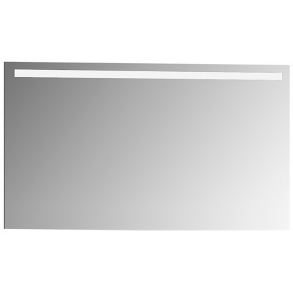 Elite 120 с подсветкойМебель для ванной<br>Зеркало Vitra Elite 56863 с фронтальной подсветкой. Универсальное зеркало для ванной комнаты. Размер: 120x70x4 см.<br>