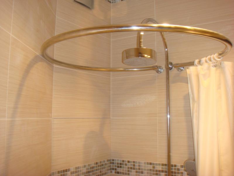 круглый нержавеющая стальАксессуары для ванной<br>Карниз кольцо из нержавеющей стали.<br>