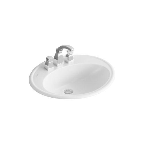 Amadea 619863R1 Белый АльпинРаковины<br>Раковина накладная: <br>цвет Белый Альпин;<br>антибактериальная керамика с водоотталкивающими свойствами CeramicPlus, ActiveCare;<br>одно или три отверстия для смесителя;<br>артикул 6198 63R1.<br>