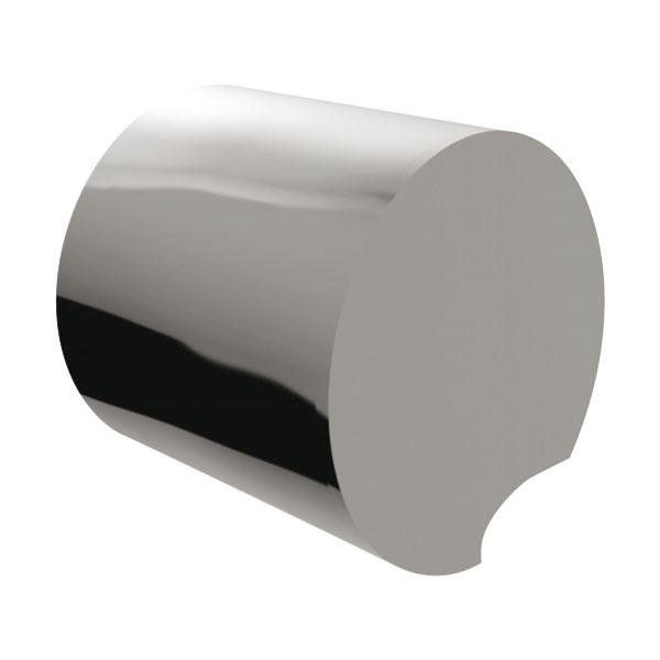 Admire A10341400 ХромАксессуары для ванной<br>Держатель для туалетной бумаги AM PM Admire A10341400, с крышкой. Изделие изготовлено из монолитной латуни марки Grade-AH59. Цвет хром.<br>