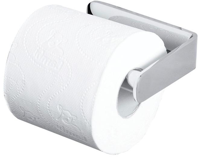 Inspire A5034100 ХромАксессуары для ванной<br>Держатель для туалетной бумаги AM PM Inspire A5034100. Монолитная латунь марки Grade-A H59 обеспечивает долговечность продукта и простоту в уборке.  Покрытие – хром.<br>
