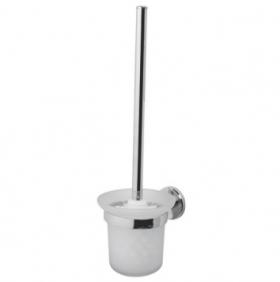 Sense A7533300 ХромАксессуары для ванной<br>Ершик для унитаза AM PM A7533300. Функциональный предмет интерьера  с лаконичным дизайном с легкостью впишется в любой интерьер. Хром, матовое стекло.<br>