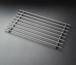 Ontario/Ohio/Texas steel R1054 SteelКухонные мойки<br>Reginox Ontario/Ohio/Texas steel R1054. Подставка подходит для мойки Ontario, Ohio, Texas. Устанавливается в чашу или на крыло мойки, используется для сушки посуды и столовых приборов, поверхность полированная.<br>