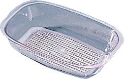 Regilux plastic  PlasticКухонные мойки<br>Reginox Regilux plastic. Пластиковый коландер, подходит для мойки Regilux, устанавливается в малую чашу мойки, позволяя максимально удобно использовать дополнительную чашу.<br>