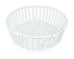 Корзина для R18/Galicia vynilКухонные мойки<br>Корзина Reginox R18/Galicia. Моечная корзина из нержавеющей стали, подходит для мойки R18, Galicia, устанавливается в чашу мойки, используется для сушки посуды и столовых приборов, а также для мытья овощей и фруктов, поверхность виниловое покрытие, цвет белый.<br>