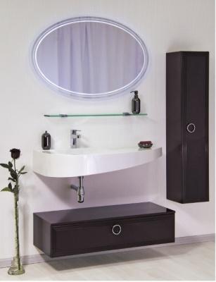 Eletto Покрытие глянец, раковина жемчугМебель для ванной<br>Valente Eletto Elt 021 Ж, стоимость указана за раковину цвета жемчуг без сифона. Все остальные модули приобретаются дополнительно.<br>