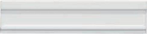 Керамический бордюр Adex Neri Cornisa Clasica Blanco Z 7,5х15 см