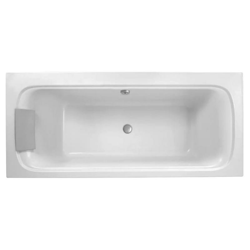 Ванна из искусственного камня Jacob Delafon Elite 190x90 E6D033RU-00 без антискользящего покрытия ванна из искусственного камня jacob delafon elite 190x90 с щелевидным переливом e6d033 00 без гидромассажа