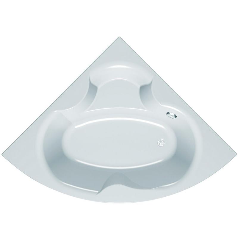 цена на Акриловая ванна Kolpa San Alba Quat 150x150 Optima