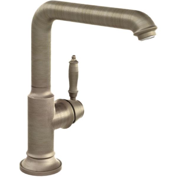 Смеситель для кухни Iddis Loft LOFBRL0i05 бронзовый смеситель для кухни iddis alborg k56001c однорычажный с длинным изливом