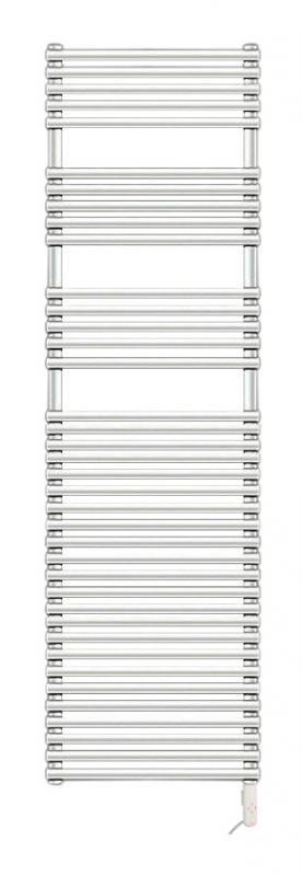 Forma Spa LFE-180-060/DD БелыйПолотенцесушители<br>Электрический полотенцесушитель Zehnder Forma Spa LFE-180-060/DD. Цвет - белый Ral 9016. Электропатрон DBM устанавливается в правый коллектор снизу. Выборочно регулируемая температура, функция таймера, защита от сухого включения, комплектуется штекером. Монтажный комплект в цвет полотенцесушителя.<br>