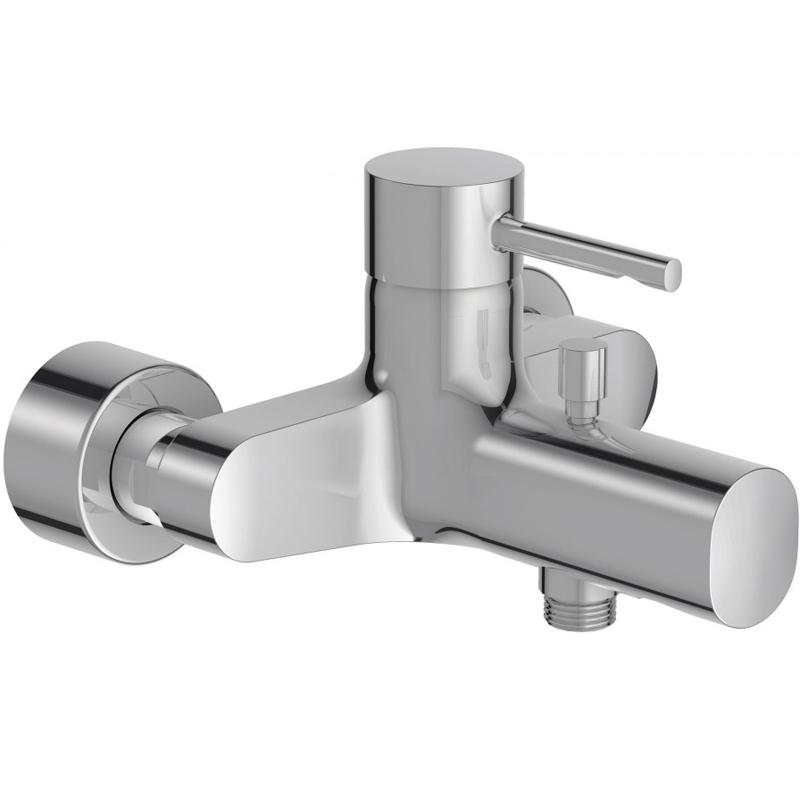 Купить Смеситель для ванны, Cuff E45532-CP Хром, Jacob Delafon, Франция