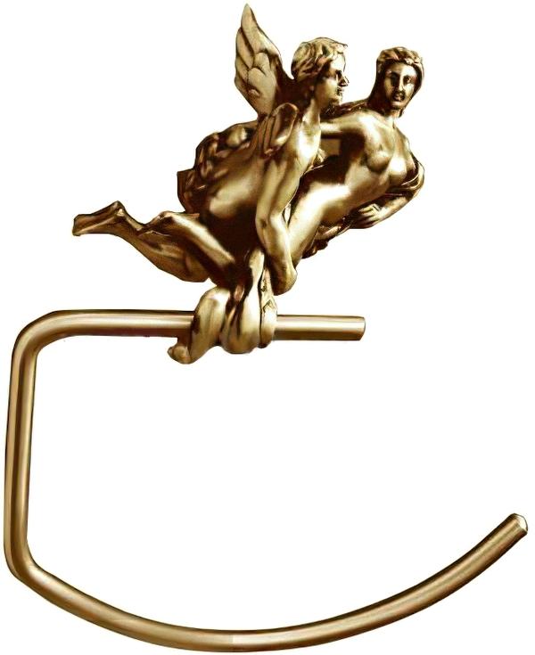 Полотенцедержатель Art&Max Romantic AM-B-0816-T Бронза
