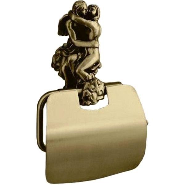 Держатель туалетной бумаги Art&Max Romantic AM-B-0819-T Бронза
