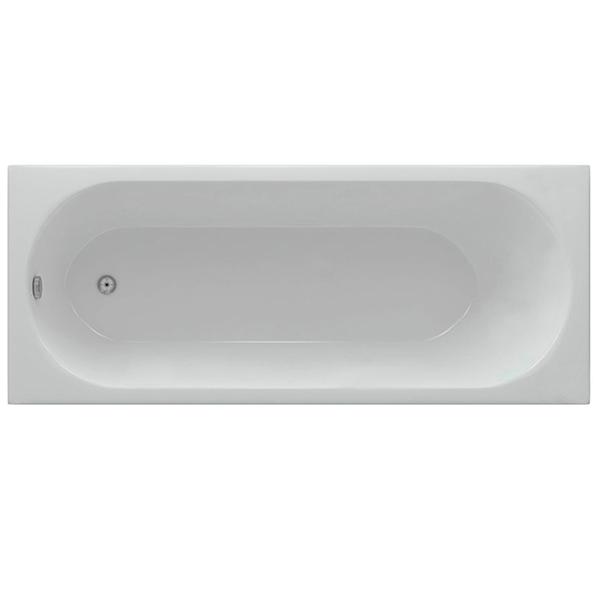 Акриловая ванна Акватек Оберон 160х70 без гидромассажа