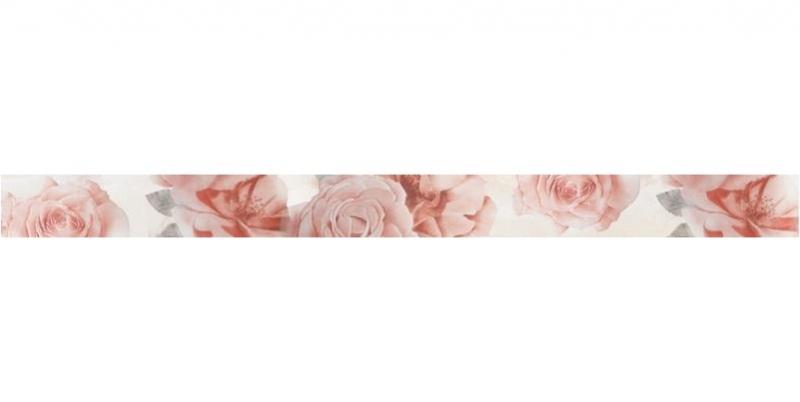 Керамический бордюр ArtiCer Floreale Onyx List. Beige 1046717 5,8х72,5 см стоимость