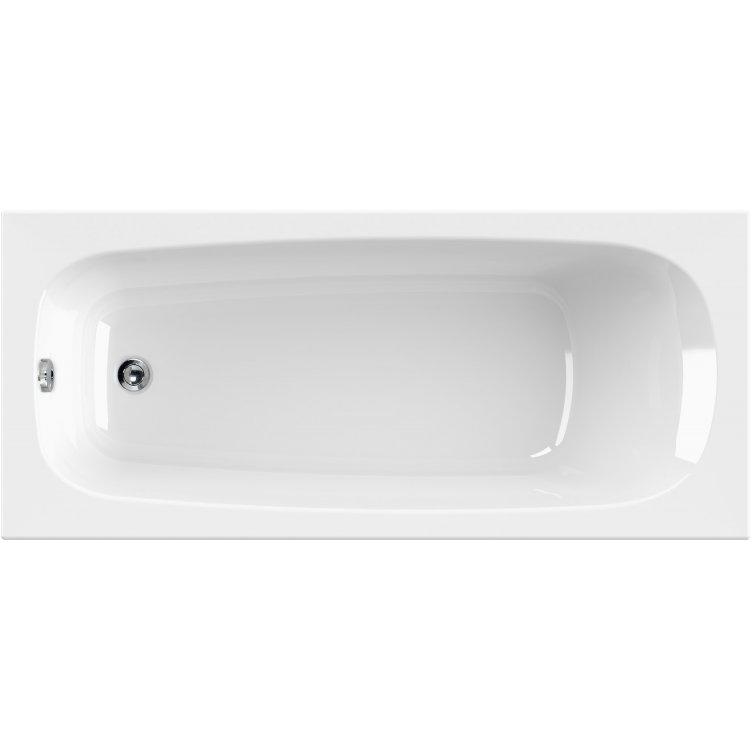 Акриловая ванна Cezares Eco 140х70 Белая