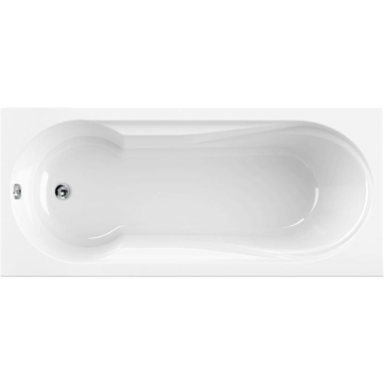 Акриловая ванна Cezares Modena 160х70 Белая акриловая ванна cezares modena modena 170 70 41 170x70