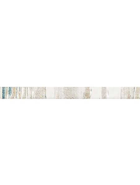 Керамический бордюр Alta Ceramica Alterna Listello Righe Cold 60х500 мм стоимость