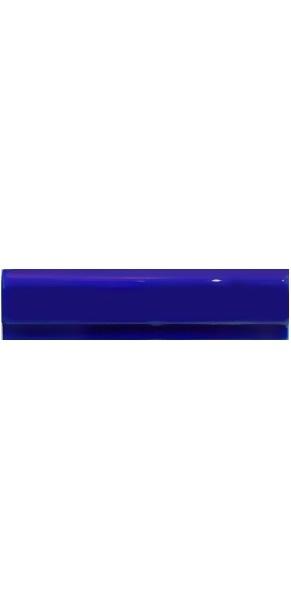 Керамическая плитка Cas Ceramica Cas Moldura Plana Azul-C бордюр 5х20 цена