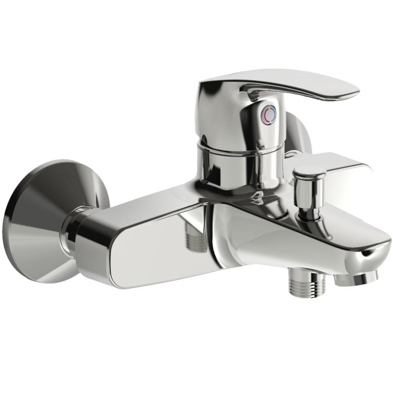 Фото - Смеситель для ванны Oras Safira 1040UJ-01 Хром смеситель для раковины oras safira 1012fj 01 хром