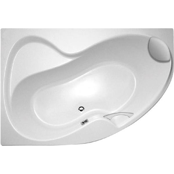 Акриловая ванна Ravak Rosa II 170x105 белая 170 L недорого