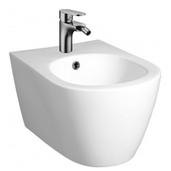 Marino BB105BH подвесное БелоеБиде<br> Биде BelBagno Marino BB105BH подвесное с креплением в стиле минимализм выглядит эффектно и свежо, обеспечит простор и функциональность ванной комнаты.<br>Стойкость цвета на долгие годы.<br>Гладкая поверхность.<br> В комплекте поставки биде подвесное с креплением.<br>
