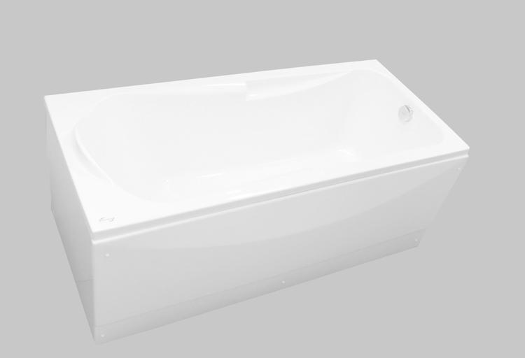 Акриловая ванна Akrilan Rio del ORO 150x70 Standart