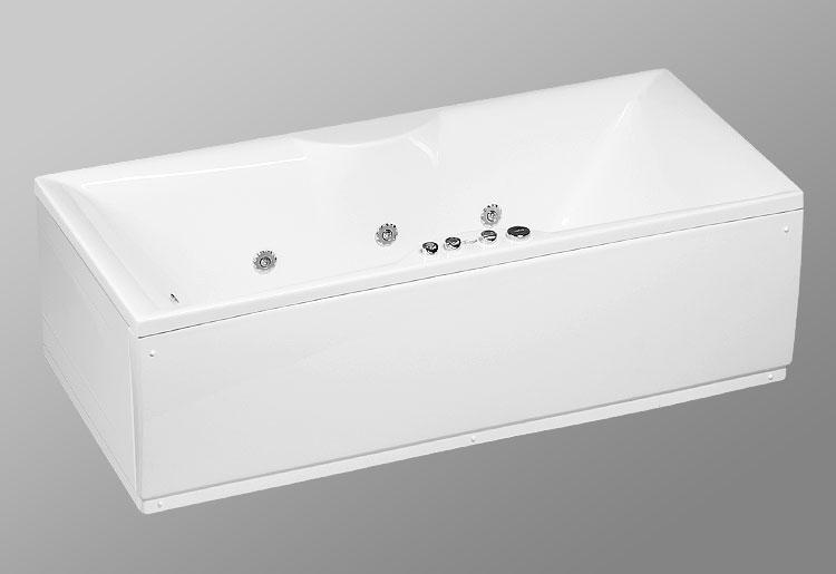 Rio la Venta 170х75 StandartВанны<br>В комплект входит: ванна, рама, монтажный набор, сточный комплект. Дополнительно вы можете приобрести: боковую и фронтальную декоративную панель, шторки, смеситель, подголовник, карниз, уплотнительный профиль Akriflex, средство для очистки акриловых поверхностей, средство для очистки гидромассажных систем, чистящее средство для шторок Nanoglass, ароматическая жидкость Aroma.<br>