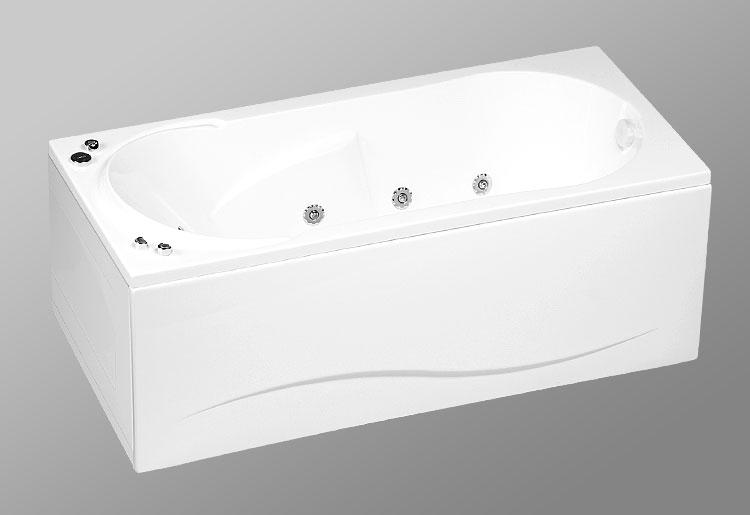 Rio Orinoko 170х80 StandartВанны<br>В комплект входит: ванна, рама, монтажный набор, сточный комплект. Дополнительно вы можете приобрести: боковую и фронтальную декоративную панель, шторки, смеситель, подголовник, карниз, уплотнительный профиль Akriflex, средство для очистки акриловых поверхностей, средство для очистки гидромассажных систем, чистящее средство для шторок Nanoglass, ароматическая жидкость Aroma.<br>