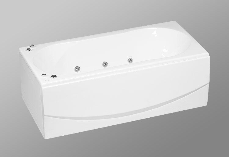 Rio Medellin 180х90 StandartВанны<br>В комплект входит: ванна, рама, монтажный набор, сточный комплект. Дополнительно вы можете приобрести: боковую и фронтальную декоративную панель, шторки, смеситель, подголовник, карниз, уплотнительный профиль Akriflex, средство для очистки акриловых поверхностей, средство для очистки гидромассажных систем, чистящее средство для шторок Nanoglass, ароматическая жидкость Aroma.<br>