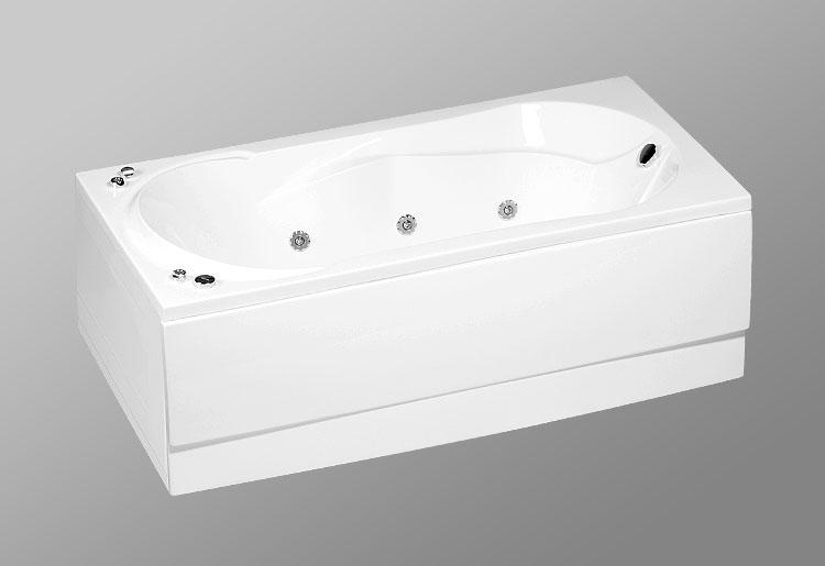 Rio Colorado 180х90 StandartВанны<br>В комплект входит: ванна, рама, монтажный набор, сточный комплект. Дополнительно вы можете приобрести: боковую и фронтальную декоративную панель, шторки, смеситель, подголовник, карниз, уплотнительный профиль Akriflex, средство для очистки акриловых поверхностей, средство для очистки гидромассажных систем, чистящее средство для шторок Nanoglass, ароматическая жидкость Aroma.<br>