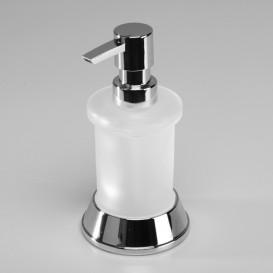 Дозатор WasserKRAFT Donau K-2499 Хром