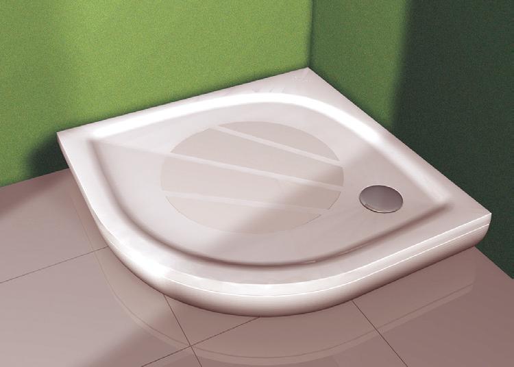 Elipso Pro 90 БелыйДушевые поддоны<br>Ravak ELIPSO PRO-90 поддон из литого мрамора, белый. Отверстие для сифона 90 мм. Поддоны серии Galaxy PRO можно устанавливать в бетонный каркас (например, при установке поддона в пол) и применение набора ножек (BASE) в таком случае не обязательно. Для установки поддонов серии Galaxy PRO на пол ванной комнаты необходимо использовать набор ножек (Galaxy PRO BASE) и по желанию переднюю панель с крючками (SET).<br>