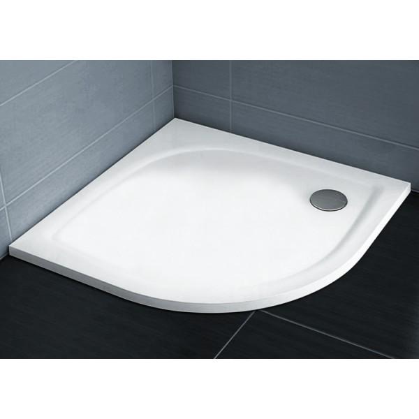 Поддон Ravak Elipso Pro 90 Flat Белый душевой поддон ravak elipso pro 90 flat