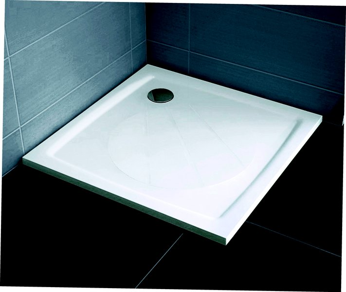 Perseus Pro 90 Flat БелыйДушевые поддоны<br>Ravak Perseus Pro 90 Flat, поддон из литого мрамора, белый.<br>