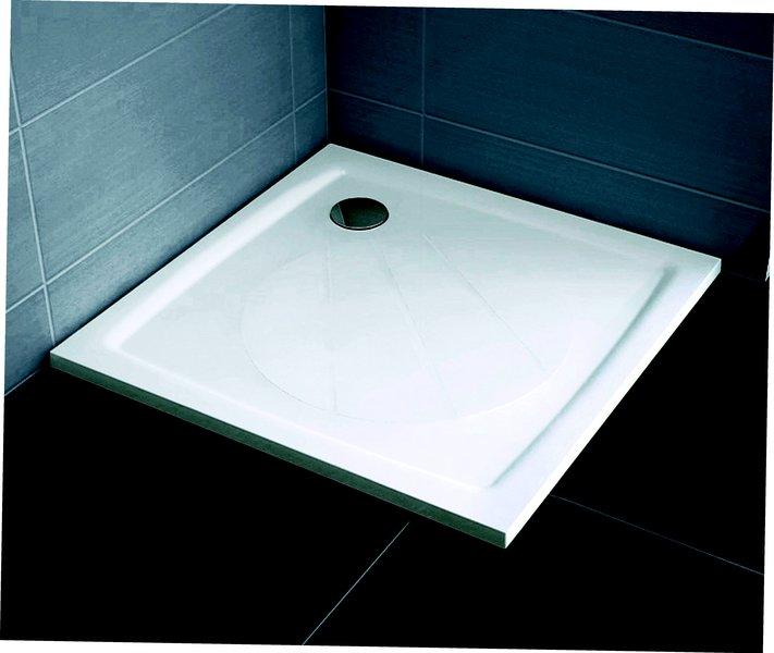 Поддон Ravak Perseus Pro 90 Flat Белый
