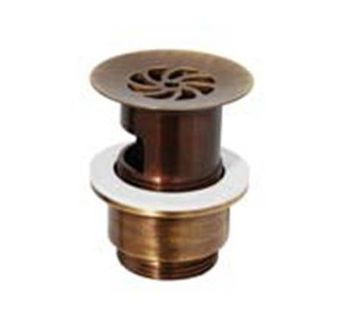 Ricambi ML.RIC-10.124 DO (золото)Комплектующие<br>Migliore Ricambi ML.RIC-10.124 DO. Донный клапан под перелив, цвет: золото.<br>