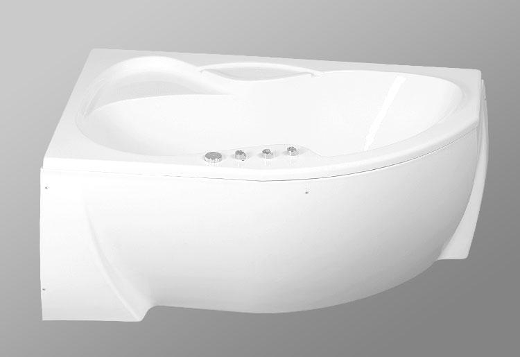 Laguna Alsina 160x105 StandartВанны<br>В комплект входит: ванна, рама, монтажный набор, сточный комплект. Дополнительно вы можете приобрести: фронтальную декоративную панель, смеситель, подголовник, карниз, уплотнительный профиль Akriflex, средство для очистки акриловых поверхностей, средство для очистки гидромассажных систем, чистящее средство для шторок Nanoglass, ароматическая жидкость Aroma.<br>
