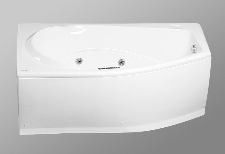 Laguna del Venado 170x100 StandartВанны<br>В комплект входит: ванна, рама, монтажный набор, сточный комплект. Дополнительно вы можете приобрести: боковую и фронтальную декоративную панель, шторки, смеситель, подголовник, карниз, уплотнительный профиль Akriflex, средство для очистки акриловых поверхностей, средство для очистки гидромассажных систем, чистящее средство для шторок Nanoglass, ароматическая жидкость Aroma.<br>
