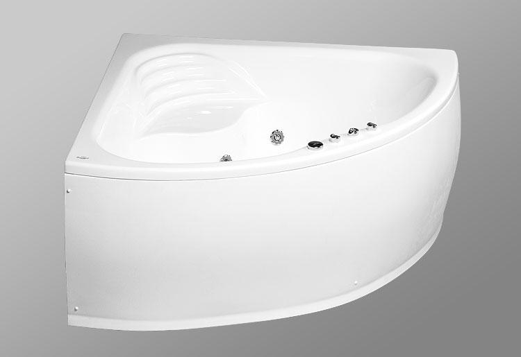 Laguna la Limpia 140x140 StandartВанны<br>В комплект входит: ванна, рама, монтажный набор, сточный комплект. Дополнительно вы можете приобрести: фронтальную декоративную панель, шторки, смеситель, подголовник, карниз, уплотнительный профиль Akriflex, средство для очистки акриловых поверхностей, средство для очистки гидромассажных систем, чистящее средство для шторок Nanoglass, ароматическая жидкость Aroma.<br>