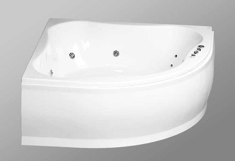 Laguna del Medio 160x160 StandartВанны<br>В комплект входит: ванна, рама, монтажный набор, сточный комплект. Дополнительно вы можете приобрести: фронтальную декоративную панель, шторки, смеситель, подголовник, карниз, уплотнительный профиль Akriflex, средство для очистки акриловых поверхностей, средство для очистки гидромассажных систем, чистящее средство для шторок Nanoglass, ароматическая жидкость Aroma.<br>