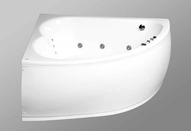 Laguna del Monte 160х160 StandartВанны<br>В комплект входит: ванна, рама, монтажный набор, сточный комплект. Дополнительно вы можете приобрести: фронтальную декоративную панель, шторки, смеситель, подголовник, карниз, уплотнительный профиль Akriflex, средство для очистки акриловых поверхностей, средство для очистки гидромассажных систем, чистящее средство для шторок Nanoglass, ароматическая жидкость Aroma.<br>
