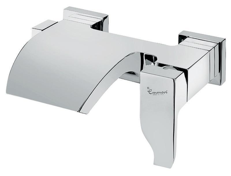 Смеситель для ванны Emmevi Niagara 74001 Хром смеситель для ванны nvl 6169 однорычажный хром g lauf джилауф