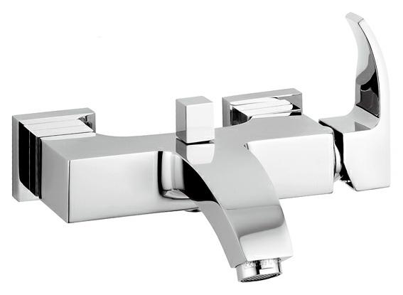 Смеситель для ванны Emmevi Niagara 74031 Хром смеситель для ванны nvl 6169 однорычажный хром g lauf джилауф