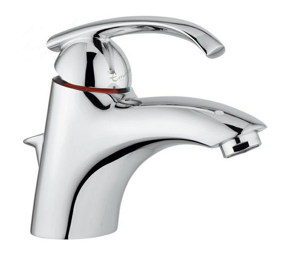 Смеситель для раковины Emmevi Ramses 72003 Хром смеситель для ванны emmevi ramses 72001 хром