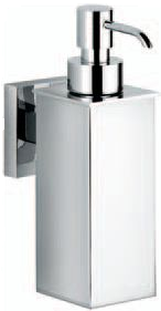 an011 ХромАксессуары для ванной<br>Дозатор для жидкого мыла Emmevi an011. Цвет хром.<br>
